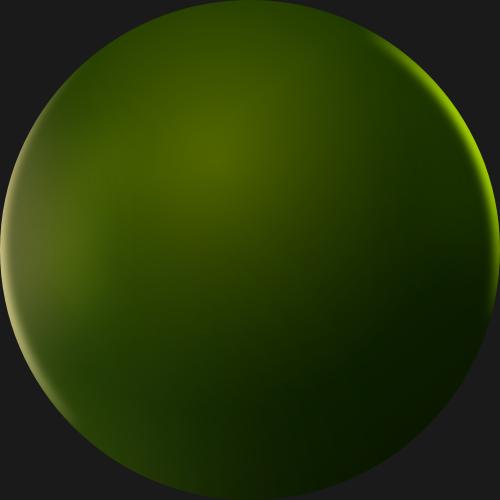 Zoe - True Hulk 2 - Sculptris Material